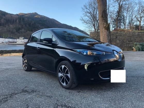 Annonce occasion, vente ou achat 'Renault Zoe'