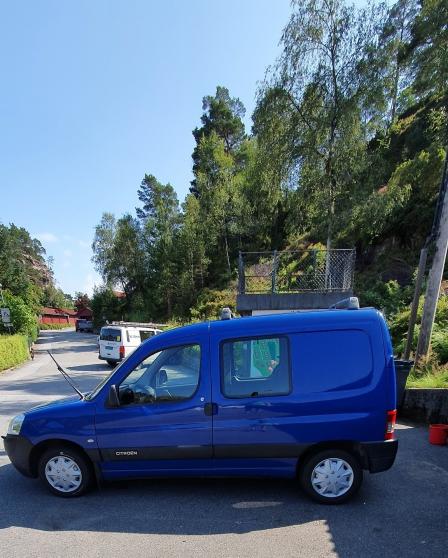 Annonce occasion, vente ou achat 'Citroën BERLINGO 1.6-75D'