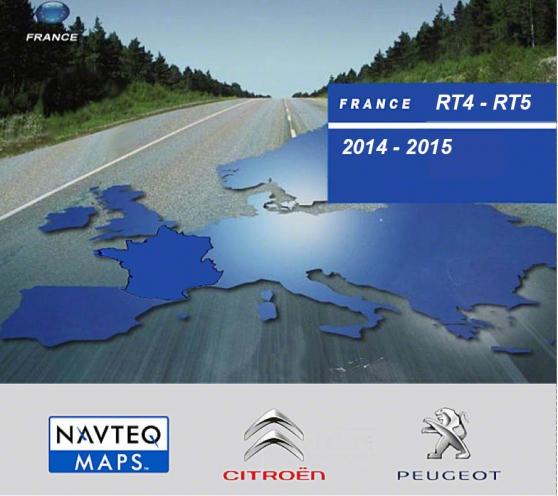 Annonce occasion, vente ou achat 'Mise a jour GPS Citroen Peugeot 2015'