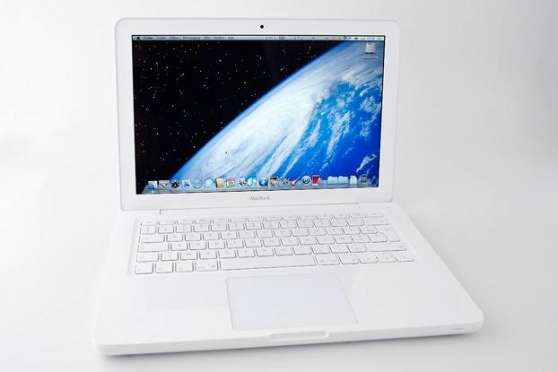"MACBOOK BLANC 13"" unibody 2010"