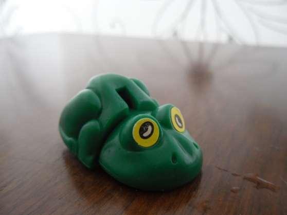 Annonce occasion, vente ou achat 'Kinder grenouille.'