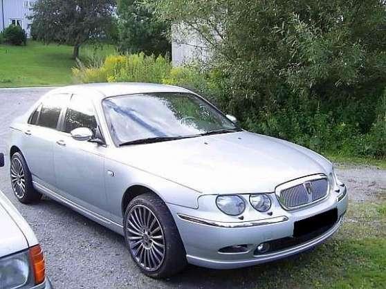 Rover volant-Rover 400 414 416 420-Rover 45-Bois Volant en cuir