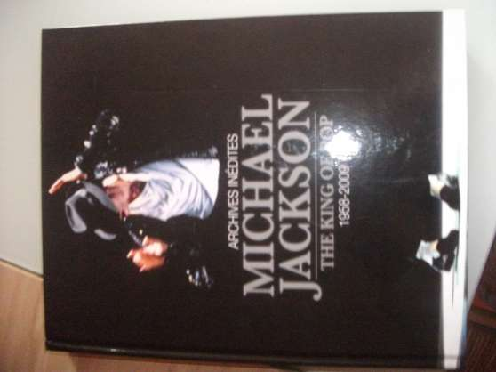 gros livre michael jackson