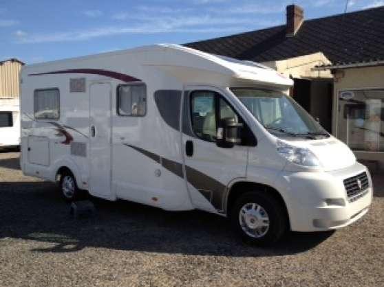 camping car eura mobil profila t 670 sb claye souilly caravanes camping car camping car. Black Bedroom Furniture Sets. Home Design Ideas