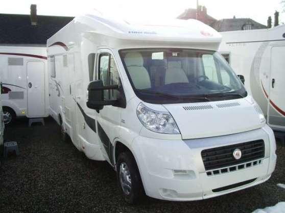 camping car eura mobil profila 720 qb claye souilly caravanes camping car camping car. Black Bedroom Furniture Sets. Home Design Ideas