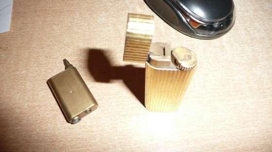 Annonce occasion, vente ou achat 'briquet cartier et recharge'