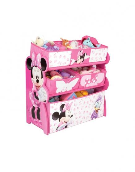 Meuble de rangement Minnie Mouse