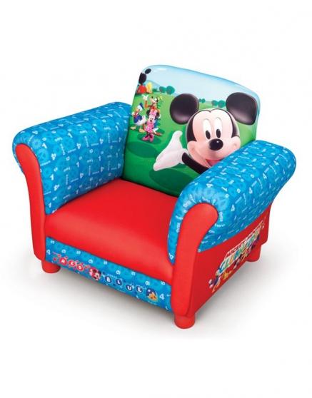 Annonce occasion, vente ou achat 'Fauteuil pour enfant Mickey Mouse'