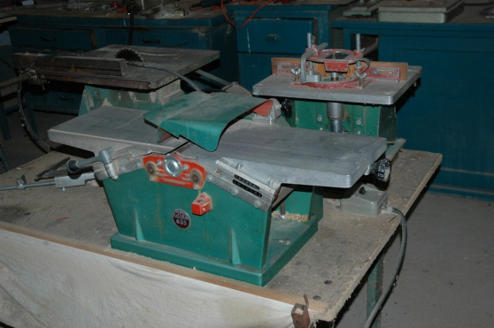 machines a bois Kity