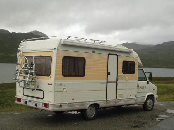 Camping Car Pilote R