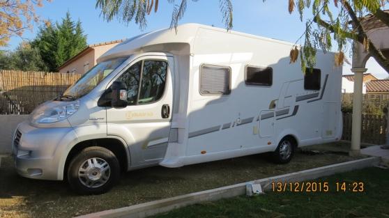 Camping car ARTIC TLC