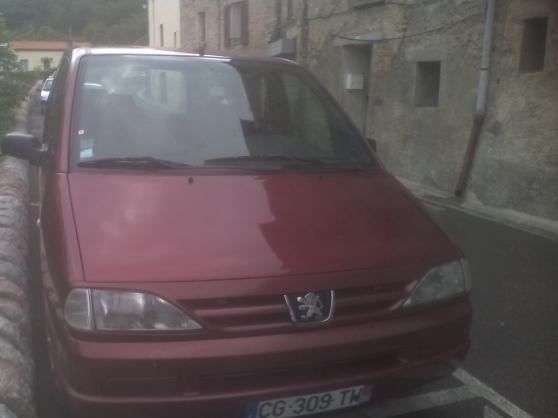 Peugeot 806 1,9 TD