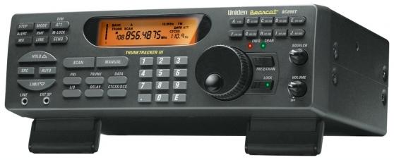 RADIO SCANNER UNIDEN BC898T
