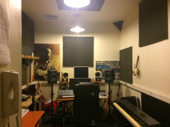 colocation de studio de répétition paris - Annonce gratuite marche.fr
