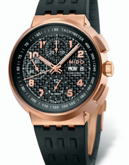 MONTRE MIDO ALL DIAL Or Rose Suiss NEUVE - Photo 2