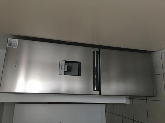 Annonce occasion, vente ou achat 'Réfrigérateur congélateur Whirlpool'