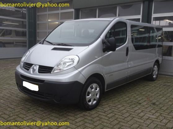 Renault Trafic Passenger 2.0 DCI L2H1 9