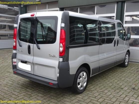 Renault Trafic Passenger 2.0 DCI L2H1 9 - Photo 2