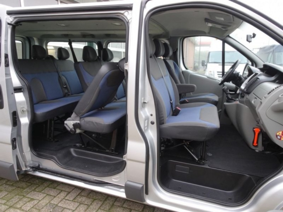 Renault Trafic Passenger 2.0 DCI L2H1 9 - Photo 4