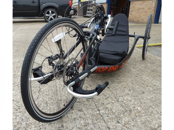 Handbike Top End Force 3 - Photo 2