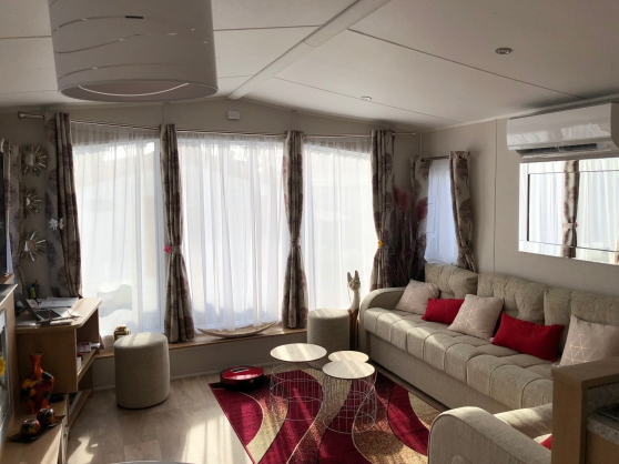mobilhome anglais panoramique serie luxe - Annonce gratuite marche.fr