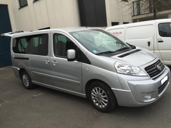 Mini bus FIAT SCUDO 2.0 L hdi 130 cv 9 p