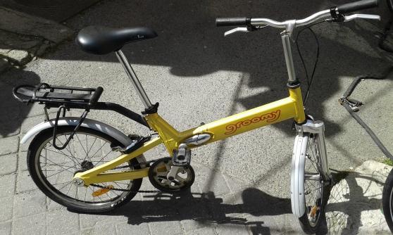 Annonce occasion, vente ou achat 'vélo renault'