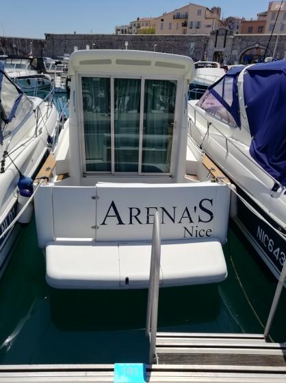 Annonce occasion, vente ou achat 'bateau moteur + place de port possible'