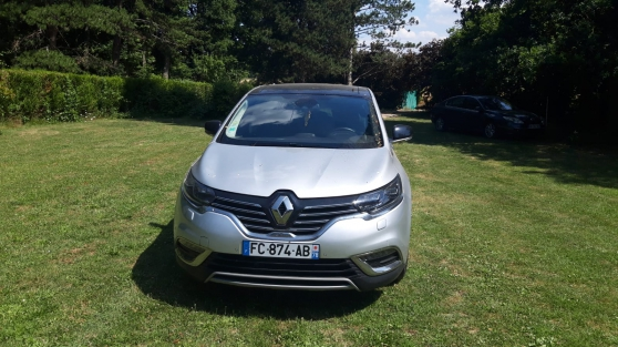 Annonce occasion, vente ou achat 'Renault Espace dCi 160 Energy Twin Turbo'