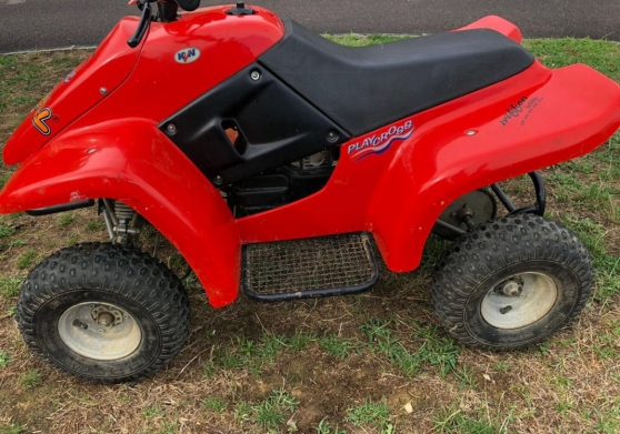 Annonce occasion, vente ou achat 'Quad cross 100cc Honda'