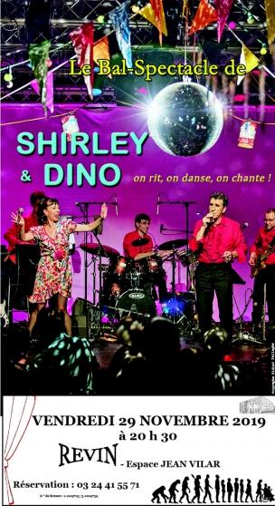 Le bal / spectacle de Shirley et Dino