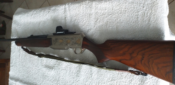 Annonce occasion, vente ou achat 'AV carabine 270 browning bars chore luxe'