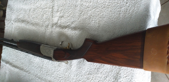 fusil superposé cal 12 verney carron