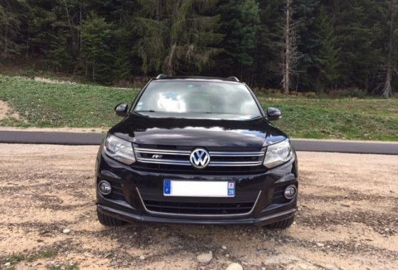Tiguan 2.0 tdi 140 bluemotion technology