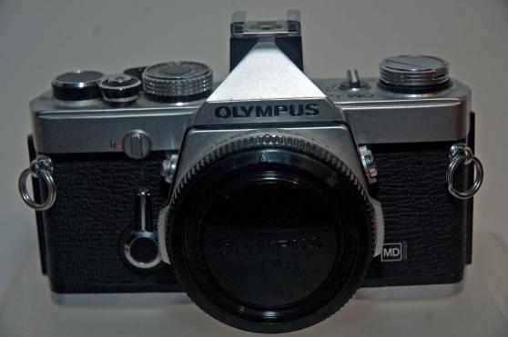 Olympus appareil argentique OM-1N