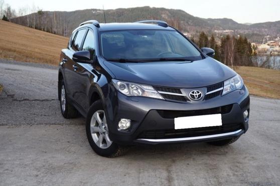 Toyota RAV4 2.0 4WD CVT ACTIVE