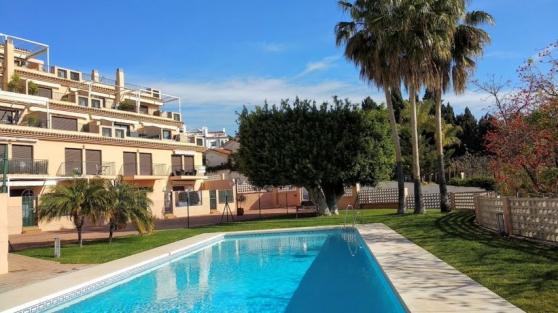 Annonce occasion, vente ou achat 'Apto de 2 chambres vues mer Torremolinos'