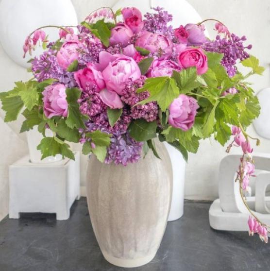 Vase faite a main