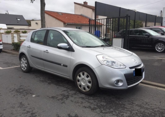 Annonce occasion, vente ou achat 'Renault Clio III 1.2 75CH AUTHENTIQUE 5P'