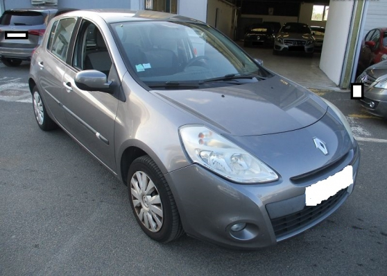 Annonce occasion, vente ou achat 'Renault Clio III 1.2 16V 75CH EXPRESSION'