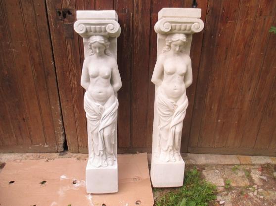 Statues médiévales - Photo 2