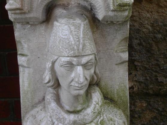 Statues médiévales - Photo 3