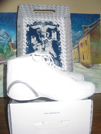 av :1 paire chaussure speciale basket ba