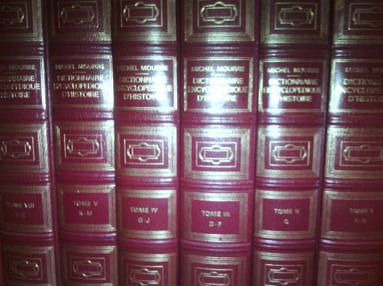 Annonce occasion, vente ou achat 'Dictionnaire encyclopédique d\'histoire'