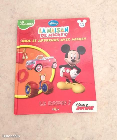 Annonce occasion, vente ou achat 'La Maison De Mickey Joue et Apprend'