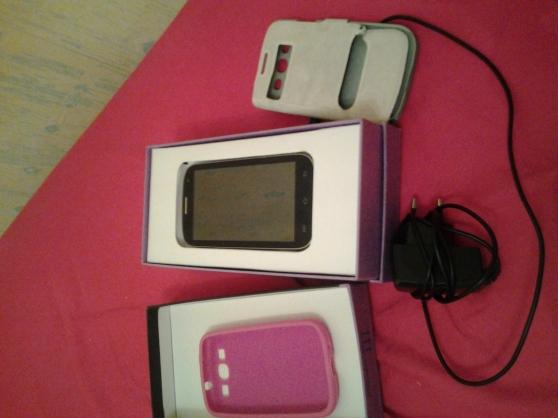 Portable Polaroid 4611 noir , neuf , dou