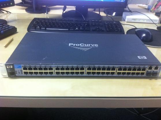 HP Switch ProCurve 2510-48 J9020A 48port