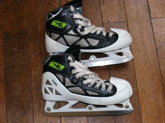 Annonce occasion, vente ou achat 'patin de gardien'