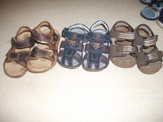 chaussure enfant (lot)