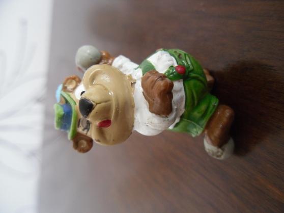 Annonce occasion, vente ou achat 'Kinder ours bavarois'